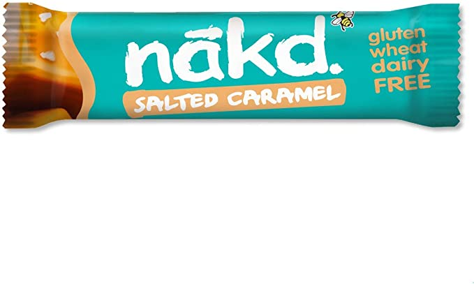 Nakd Salted Caramel Bar 35Gm#35Nkdsca