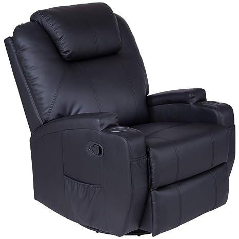 Amazon Com Giantex Massage Recliner Chair Electric Sofa Recliner