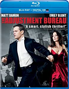 The Adjustment Bureau [Blu-ray] from Universal Pictures Home Entertainment