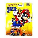 School Busted Super Mario Bros. 3 Hot Wheels Vehicle