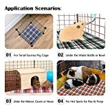 Blaoicni 4 Pack Guinea Pig Bedding Guinea Pig Cage