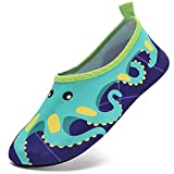 Best Water Shoes For Children - SUADEX Unisex Kids Water Shoes Boys Barefoot Aqua Review