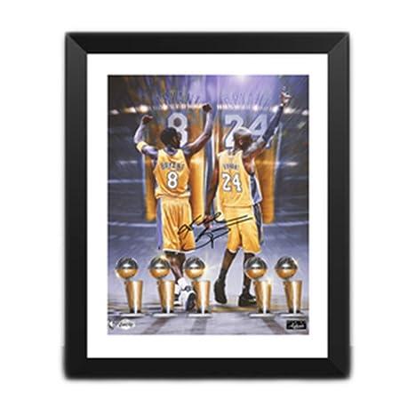 Lakers Kobe Bryant Modelos retirados con la Mesa de Pared ...