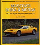 Maserati Bora and Merak 9780850454710