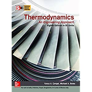 Thermodynamics: An Engineering Approach (SIE)