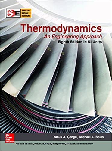 Buy Thermodynamics An Engineering Approach Sie Book Online At Low