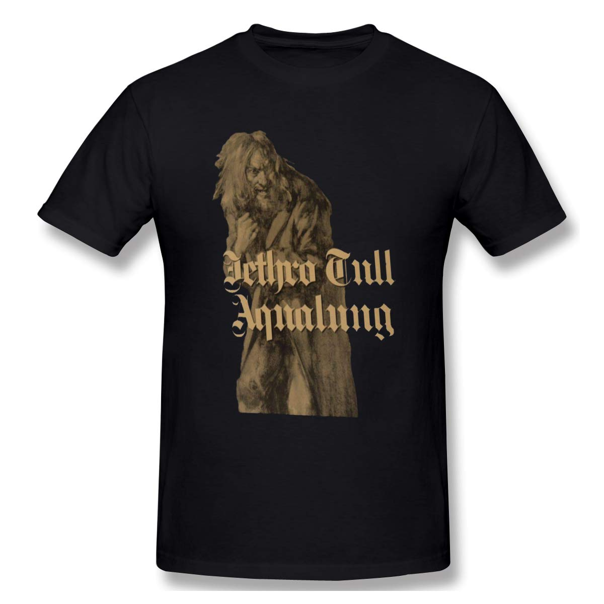 Gallagher Jethro Tull Aqualung Casual T Shirt Short Sleeve Tee For