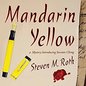 Mandarin Yellow Audiobook