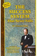 The Success System That Never Fails by W Clement Stone (2012-09-01) Hardcover