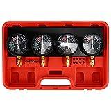 FreeTec 4 Gauge Carburetor Synchronizer and