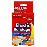 PURE-AID First Aid Elastic Bandage
