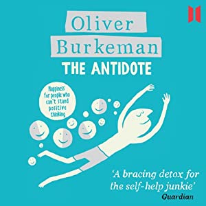 The Antidote Audiobook