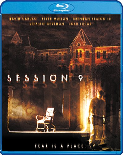 Session 9 [Blu-ray]