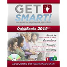 GetSmart with QuickBooks 2014 - Student (includes 160 free trial of QuickBooks software)