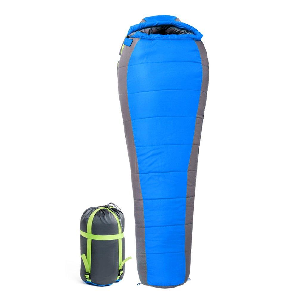 QFFL shuidai Schlafsack Adult Outdoor Camping Schlafsack Dicke warme und Winddichte Schlafsack