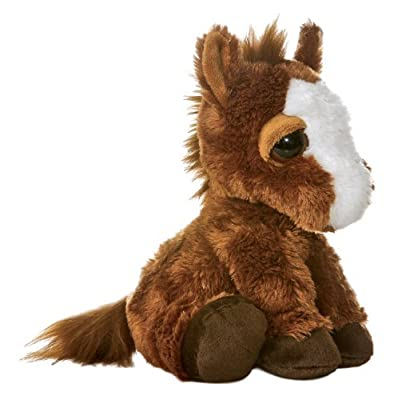 Aurora Plush 10 inches Dreamy Eyes Pony inches Prancer inches | Educational Toys