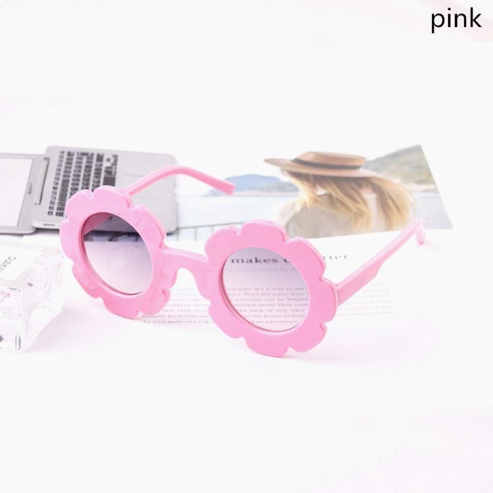 Amazon.com: ZLYZ Sunglasses Sun Flower Kids Sunglasses Boys ...