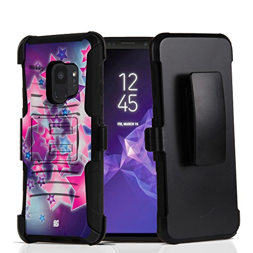 Galaxy S9 Case, Trishield Gear Hybrid Rugged Armor...