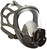 3M Full Facepiece Reusable Respirator 6900DIN, Respiratory Protection, Large