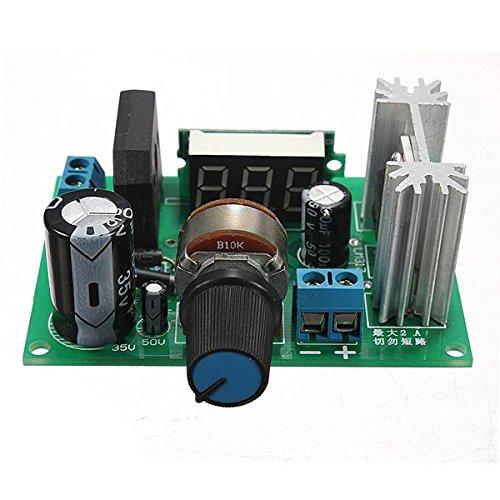 LM317 Adjustable Voltage Regulator Step Down Power Supply Module - Arduino Compatible SCM & DIY Kits