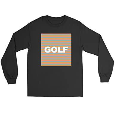 30864ce3fb00 Amazon.com  Golf Wang Tyler The Creator Rap Long Sleeve Shirt  Clothing