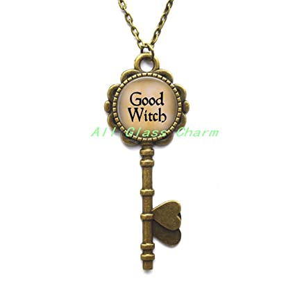 Amazon com : Charming Key Necklace, Beautiful Key Necklace
