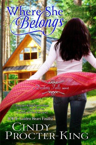 - Where She Belongs (Destiny Falls Book 1)