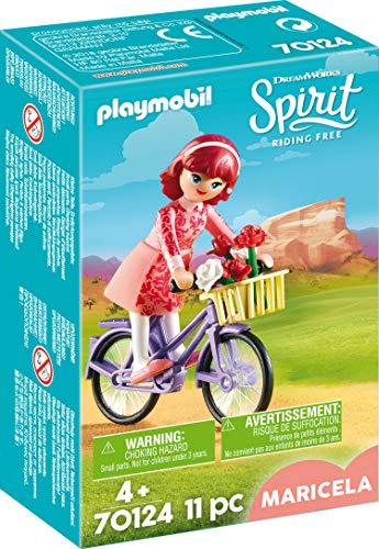 - Playmobil - Spirit: Riding Free: Maricela with Bicycle