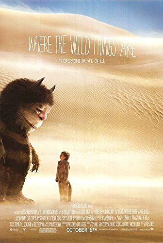 Where the Wild Things Are - Authentic Original Movie Poster