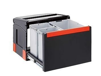 Franke Sorter Cube 50-134.0055.291 Einbau Abfallsammlsystem ...
