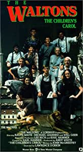 The Waltons The Children's Carol [VHS]