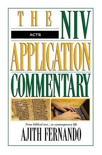 Acts (The NIV Application (Reformed Acts)