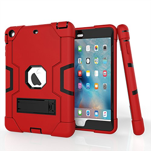 iPad Mini Case, Mini 2 Case, Mini 3 Case, Rugged Kickstand S