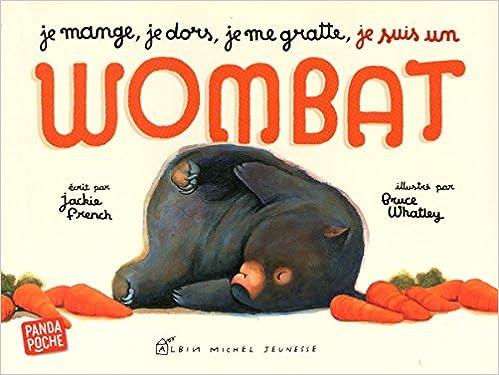 """Résultat de recherche d'images pour """"livre wombat"""""""