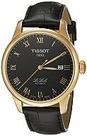 Tissot Le Locle Automatic Black Dial Mens Watch T41542353