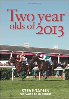 Book Two Year Olds of 2013 by Steve Taplin (2013)