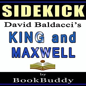 David Baldacci's King And Maxwell - Sidekick Audiobook