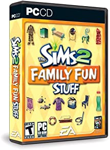 Image Unavailable Not Available For Color The Sims 2 Family Fun Stuff