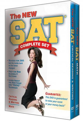 The New SAT (2-Pack)
