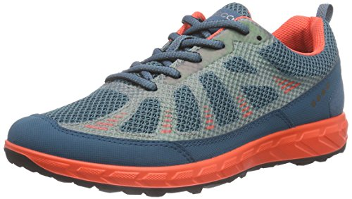 Image of ECCO Women's Terra Trail-W, Petrol, 41 EU/10-10.5 M US