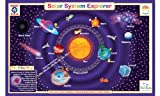 Tot Talk Solar System Placemat