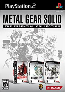 Metal Gear Solid: The Essential Collection     - Amazon com