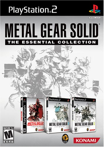 Metal Gear Solid Essential Collection product image