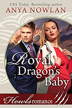 Royal Dragons Baby Howls Romance ebook