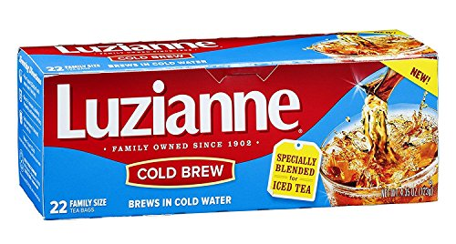 Luzianne Cold Brew Bags Pack product image