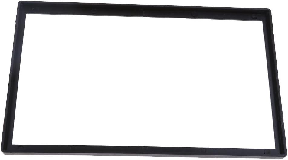 Almencla Car Stereo Radio Trim Dash Panel Frame Kit For Skoda Fabia Octavia Superb Home Audio Theater