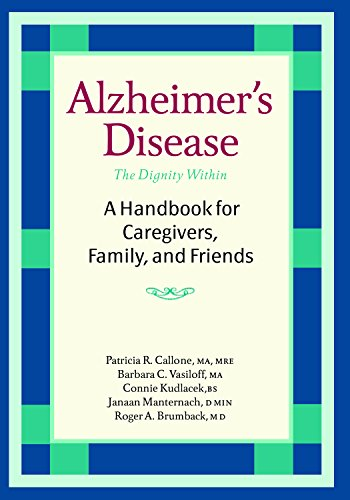 Alzheimer's Disease: A Handbook for Caregivers, Family, and (Spokane Halloween Store)