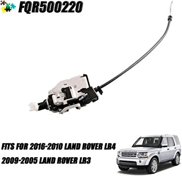 Replacement Parts FQR500220 Tailgate Lock Latch Catch with Cable ...