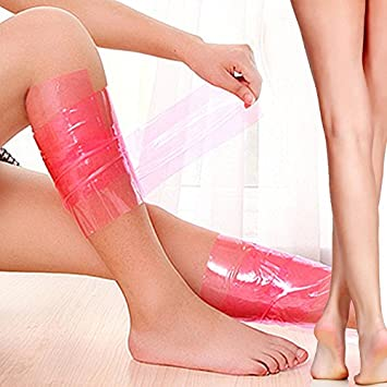 174bfd724016c Amazon.com   Slimming Fitness Leg Thigh Arm Anti Cellulite Burn Fat  Slimming Belt Wrap Loss Weight Sauna Spa   Beauty