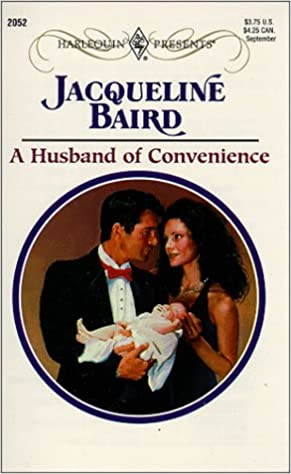 a husb and of convenience baird jacqueline